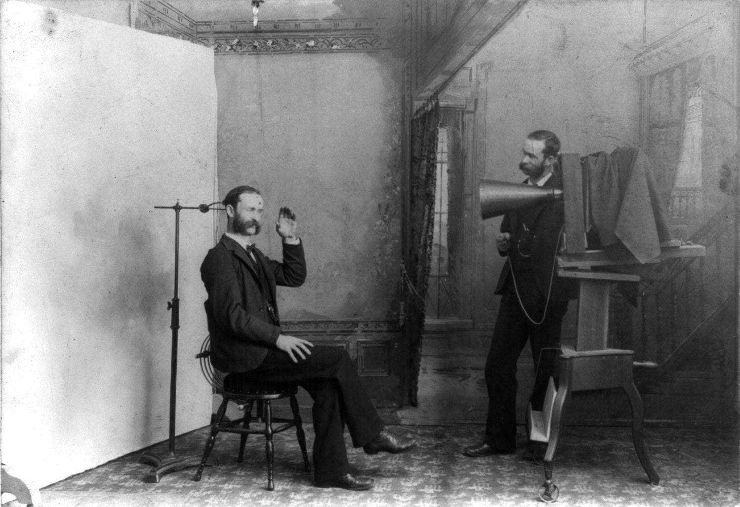 Alone or with a partner next to you do some research about the history of photography online make sure to visit several sites and record your sources to